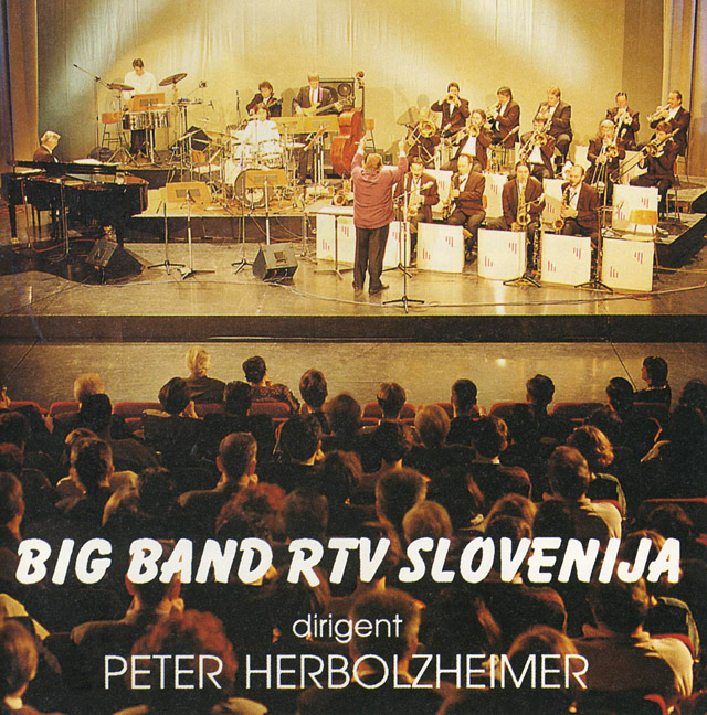 Peter Herbolzheimer Rhythm Combination Brass Wide Open